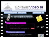 Montage Vidéo 31- K7 vers DVD, cassette vidée, montage video, diaporama.