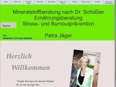 Schuesslersalze minralstoffbehandlung Amberg