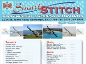 Smart Stitch ~ Professional Tailoring Alterations