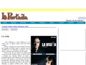 La Visita-Revista La Portada-Revista de espectaculos