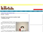 El grupo Correos presenta su primer single Cancion de Cuna