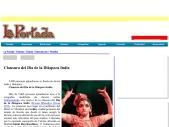 Clausura del dia de la Diaspora India