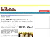La obra Hermanas llega por fin a Madrid