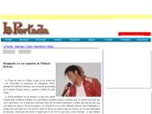 Mampuele la voz espaonola de Michael Jackson