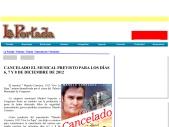Cancelado el musical Manolo Carrasco 1812 Vive La Pepa