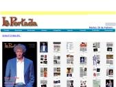 Contenido Marzo 2013-Revistas publicadas año 2013-Revista La Portada-La Portada-Portada-Revista de espectaculos-Teatro-Cine-Estrenos-Conciertos-Espectaculos musicales-Famosos-Cantantes-Artistas-Comicos-Actores-Actrices-Revista de espectaculos en España-En