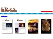 Revistas publicadas año 2012