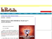 Michael Jackson The Immortal World Tour nueva fecha en BARCELONA