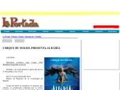 Cirque du Soleil visitara MADRID