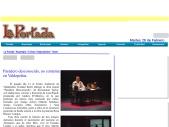 Paradero desconocido no contenta a Valdepeñas-Revista La Portada-Revista de espectaculos