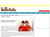 Cómo están ustedes-Revista La Portada-La Portada-Portada-Revista de espectaculos-Teatro-Cine-Estrenos-Conciertos-Espectaculos musicales-Famosos-Cantantes-Artistas-Comicos-Actores-Actrices-Revista de espectaculos en España-En Español-