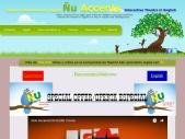 Teatro interactivo en inglés para colegios: Ñu Accents