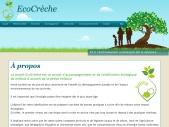 EcoCrèche - label écologique crèches