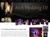 AvA Wedding DJ with DJ Lynne