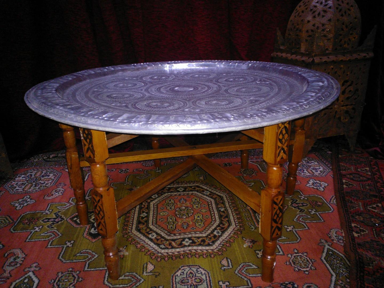 arabische dienblad tafel arabisch oosters