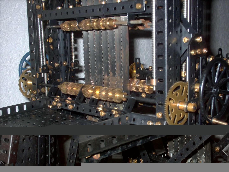 2005 Gattersäge - Metallbaukasten: 100 Jahre alt - immer wieder neu