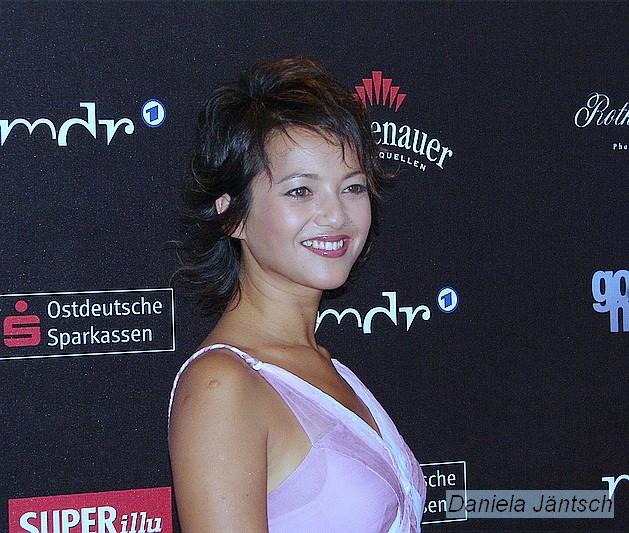 Madeleine Wehle - Goldene Henne - 2006 - Jäntsch Promotion
