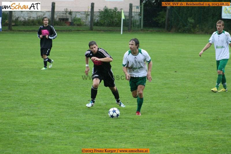 Foto vom Spiel SV Freistadt 1b : Reichenthal