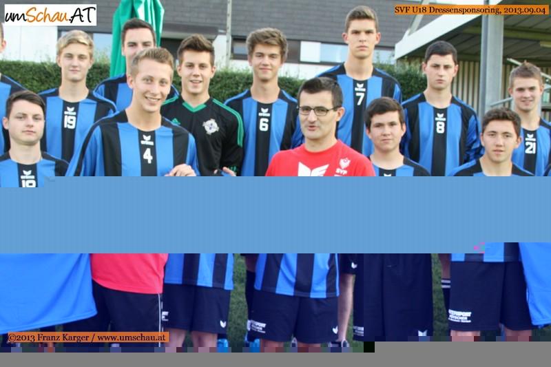 Foto Dressensponsoring SV Freistadt U18 - umSchau.AT