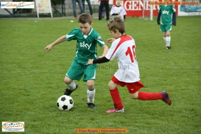 Gelungenes U9 Turnier in Rainbach/Mkr.