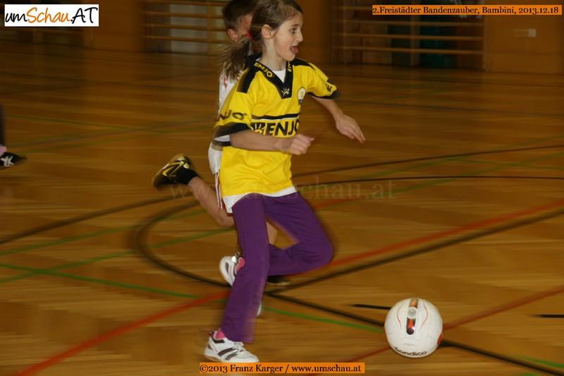 Foto 2.Freistädter Bandenzauber der Fußball Bambini