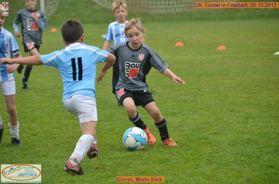 U9 Turnier in Freistadt am 20.10.2012