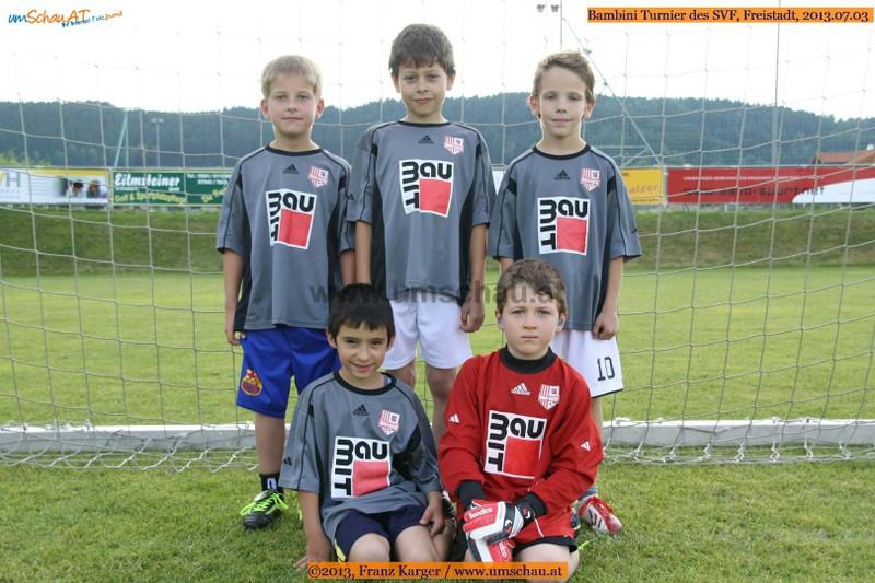 Foto 5 Freunde Freistadt Bambini SVF