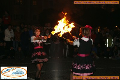 Festival Fantastika in Freistadt am 02.07.2012