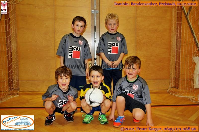 Foto der Fußball Bambini