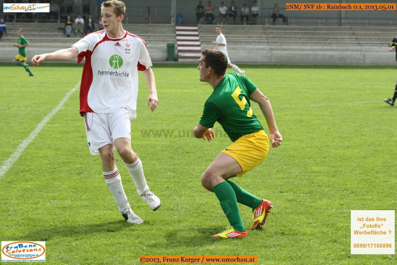 Spielszene SV Freistadt 1b : Rainbach