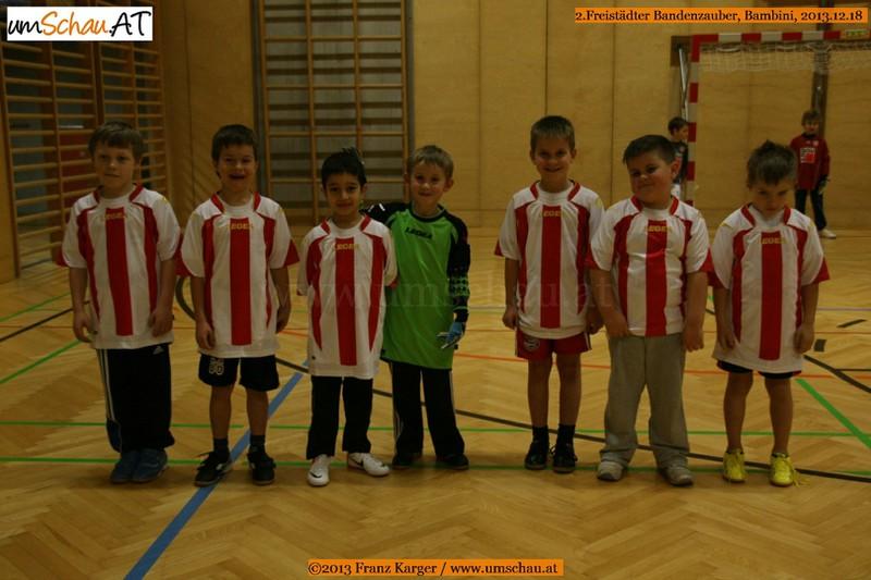 Foto Team Atletico 2.Freistädter Bandenzauber