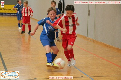 U12 Hallenturnier in Bad Leonfelden