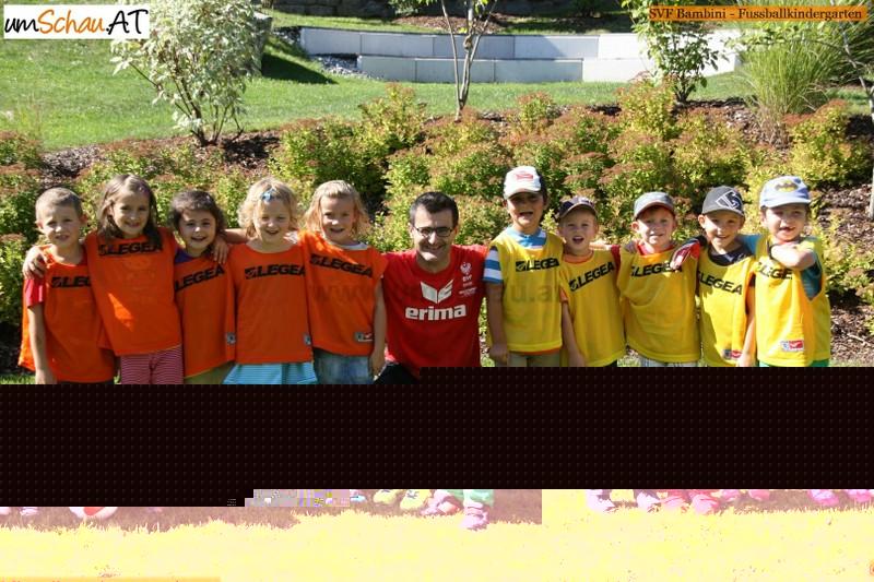 Foto mobiler Bambini Fußballkindergarten Freistadt