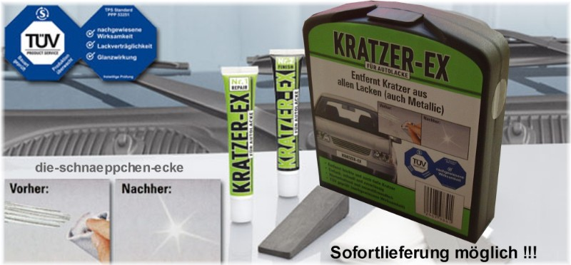 kratzer entferner ex kratzerex auto lackpflege autopflege kratzer pkw ebay. Black Bedroom Furniture Sets. Home Design Ideas